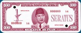 uang rupiah kuno